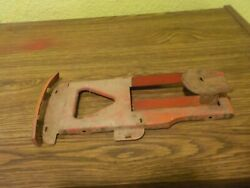 Vintage Wyandotte Semi Truck Chaasis For Parts