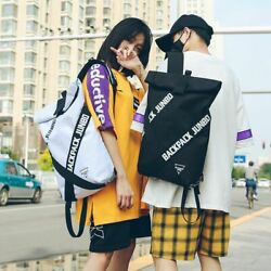 Unisex Cool Backpacks Oxford Cloth Bag Casual Art Unique Big Backpack $27.01