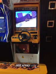 Spring Reduction Crazy Taxi Arcade Machine Sensible Offers Please