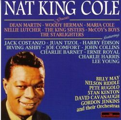 Nat King Cole - The Entertainers Nat King Cole Cd Free Shipping