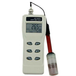 Az-8551 High Precision Water Quality Tester Orp Ph Tester With Meter 014ph