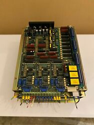 Fanuc A06b-6050-h402 Servo Amplifier - Removed From Working Machine
