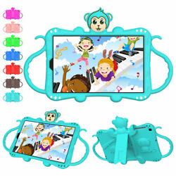 For Samsung Galaxy Tab A 8.0 2019 SM T290 Kids Strap Stand Protective Case Cover $19.99