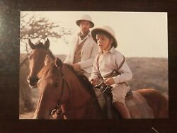 1992 Young Indiana Jones Chronicles 36 - A Wagon Pulls Helen, Anna And Professo