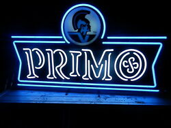 Primo Beer 2 Color Gas Large Neon Sign With Dimmer Free Shipping L@@k