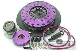 Xtreme Twin Plate Ceramic Clutch Kit To Suit Holden Commodore Ve V8 230mm