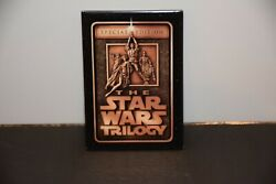 Movie Memorabilia Collectibles - Special Edition The Star Wars Trilogy Pin
