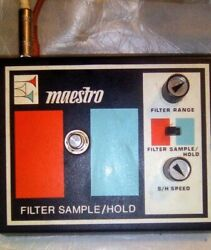 Maestro Fsh-1 Filter Sample/ Hold No.1924 - Excellent Condition-very Rare Effect