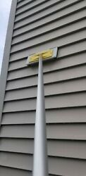 Siding Brush - Brush For Cleaning Siding And Mold Removal - Vinyl Siding Cleaner