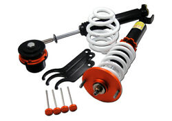 Dgr Suspension New Coilover Kit Pro Street Fit Mit. Galant Usa Mcpherson F 99up