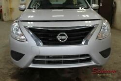 Front Clip Sedan Without Fog Lamps Fits 15-18 Versa 2044778