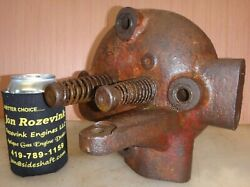 Head For Associated Or United 3hp Or 3-1/2hp Hit Miss Old Gas Engine
