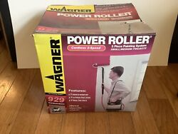 Wagner Power Roller Cordless 5 Piece Painting System 2 Speed Small Medium