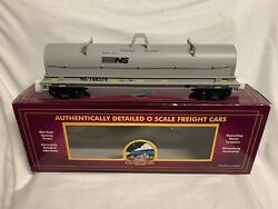 ✅mth Premier Norfolk Southern Steel Coil Car 20-98569 O Scale Train Mill Ns
