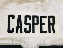 Authentic Mitchell And Ness Dave Casper Oakland Raiders Jersey Size 54 Nwot