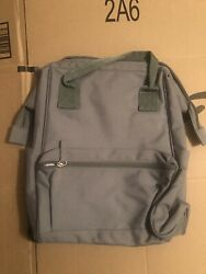 Backpack Womens Gray $25.00