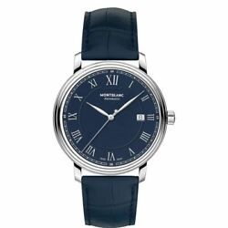 Orologio Tradition Automatic Date Blue Dial 117829