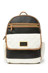 backpack diaper bag with changing pad Nicole Miller $35.00