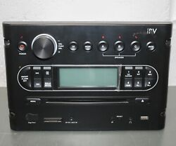 Irv Radio/dvd/cd Player Irv6500dvd With Aux And Video In Camper Motor Home Rv