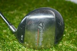 Taylormade 300 Ti 9.5 Driver Right Handed 44 Graphite Stiff New Grip