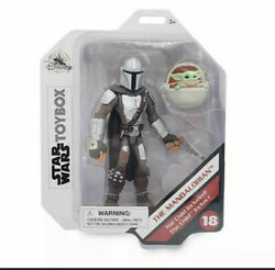 Star Wars The Child Toybox Action Figure Mandalorian New Sealed $29.99