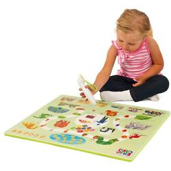 The Very Hungry Caterpillar Learning Mats 2 Mats With Voice Pen