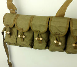 Surplus Chicom Type56 Sks Chest Rig China Type 56 Sks Ammo Pouch Magazine Pouch