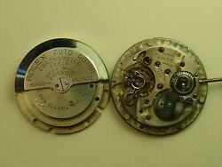 Rolex Oyster Perpetual Movement.cal 620 Small Second.bubbleback
