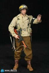 Action Figure 1/6 Did Bryan 2nd Armored Division Military Police