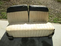 1941 Cadillac And Buick Convertible Front Seat And Tracks. Rear Seat Available.