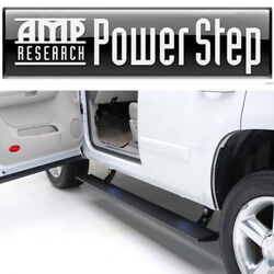 15-20 Chevy Cadillac Gmc Suv Amp Powerstep W/plug And Play Install And Obd Pass-thu