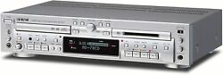 Teac Md-70cd-s Cd Player Md Recorder Silver Mini Disc/cd Combination Deck 941