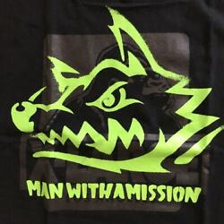 Monster Energy Andtimes Man With A Mission Andtimes Xlarge Limited 200 T-shirt Japan M Size