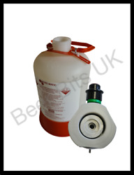 Grundy Beer Line Cleaning Bottle 5 Litre With Cleaning Head