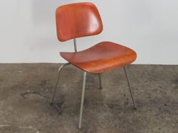 Red Aniline Dcm By Eames For Evans And Herman Miller