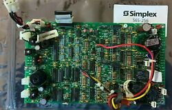 Simplex 4020 565-256 Power Supply Interface Board - Discontinued -- Free Ship