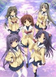 Clannad Compact Collection Blu-ray Limited First Press Edition Anime Japan New