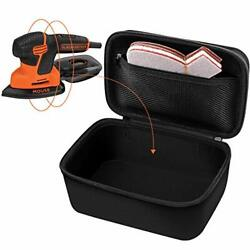 Portablecarrying Case Onlyfor Black+decker Mouse Compact Detail Sander Bdems600