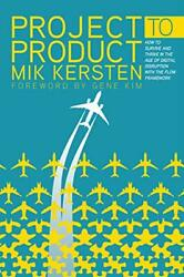 Project To Product How Value Stream Networks W Kersten Paperback.+