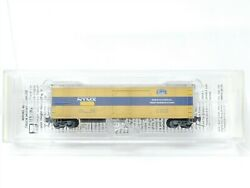 Z Micro-trains Mtl 54844030 Nyc New York Central 51and039 Mech Reefer No Weathered