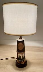 Rarely Found Antique Protector Lamp And Lighting Co. Miner's Lamp - Electrified