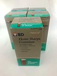 5 Bd Home Sharps Containers
