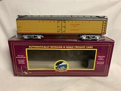 ✅mth Premier Union Pacific R50b Express Reefer Car O Scale Up Passenger Milk
