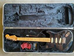 1989 Fender Squier Stratocaster Made In Usa
