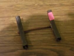 Vintage Wyandotte Semi Bed Set Of 2 Tandum Spring 1 Axle For Parts