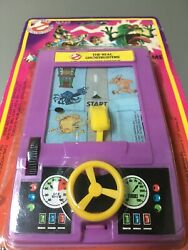 Ghostbusters Very Rare Driving Game Vintage Toy Car Ecto Race