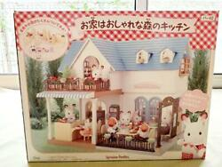 Mint Sylvanian Families Family The House Is A Stylish Forest Kitchen