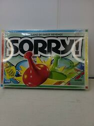 Vintage 1998 Sorry Board Game High Quality