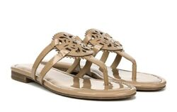 Circus by Sam Edelman Canyon Medallion Thong Sandals Like Tory Birch Miller