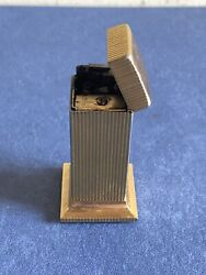 Antique Table Cigarette Lighter By Dunhill, Circa 1950